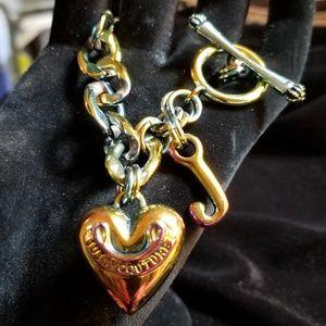 Juicy Couture Charm Bracelet NWOT